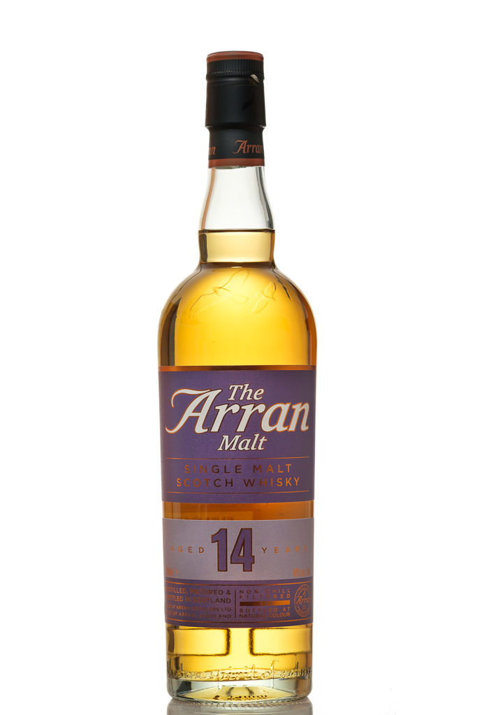 The Arran Malt 14 Jahre