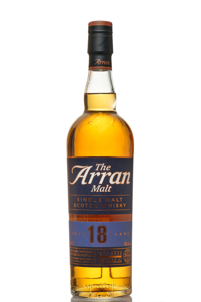 The Arran Malt 18 Jahre