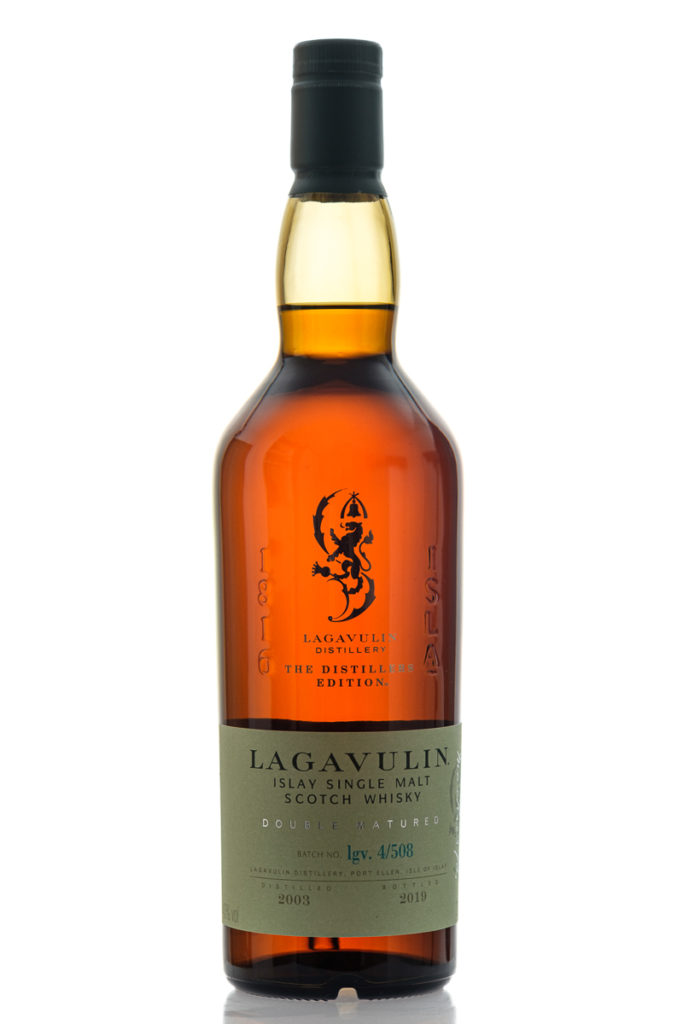 Lagavulin Distillers Edition 2003 - 2019