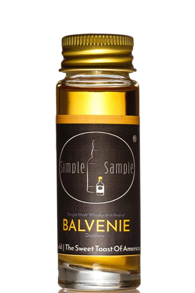 Balvenie American Oak - Sweet Toast 12 Jahre