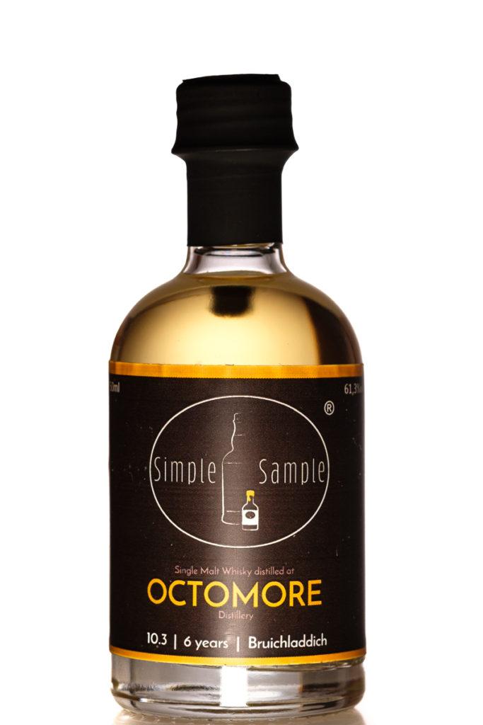 Octomore 10.3 - 6 years - Bruichladdich